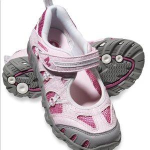 Merrell | Waterproof jump shoes walking